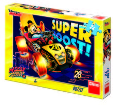 Puzzle - Clubul lui Mickey Mouse (28 piese)