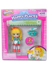 Happy Places S1 - Pachet cu papusa SPAGETTI SUE