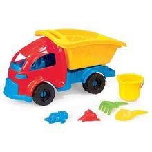 Camion cu accesorii pentru plaja