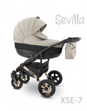 Carucior copii 3 in 1 Sevilla Camarelo Xse-7