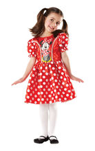 COSTUM Minnie - ROSU S