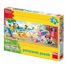 Dino Toys Puzzle - Clubul lui Mickey Mouse - La plaja (150 piese)