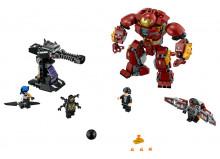 Distrugerea Hulkbuster (76104)