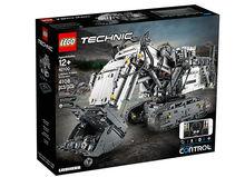 Lego Excavator Liebherr R 9800 (42100)