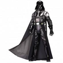 Figurină 51 cm cu 7 puncte articulate si sabie lightsaber cu lumini si sunete - Darth Vader