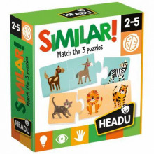Joc educativ Montessori - Similar!