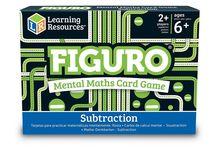 Joc matematic - Figuro - Scaderi