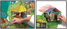 Joc Montessori - Padurea fermecata