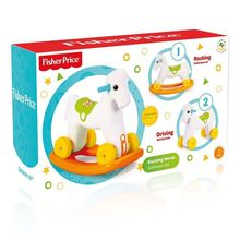 Jucarie 2 in1 - Calut balansoar - Fisher Price