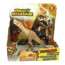 MIGHTY MEGASAUR DINOZAUR CU LUMINI sI SUNETE - Tyrannosaurus Rex