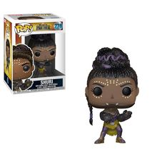 POP BOBBLE: MARVEL: BLACK PANTHER: SHURI