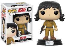 POP BOBBLE: STAR WARS: E8 TLJ: ROSE