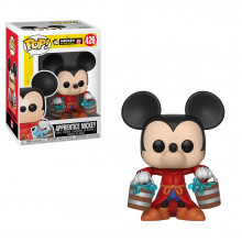 POP! VINYL: DISNEY: MICKEY'S 90TH ANNIVERSARY: APPRENTICE MI