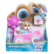 PUPPY DOG PALS PUPPY POWER VEHICLES - Keia