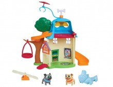 PUPPY DOG PALS - SET DE JOACA CASA CATEILOR