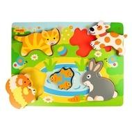 Puzzle - Animale de companie