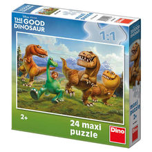 Puzzle de podea - Dinozauri (24 piese)