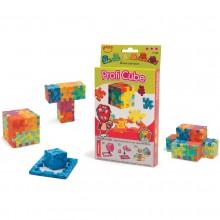 Puzzle - Profi Cube - set 6 bucati