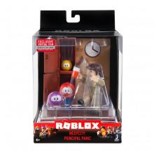 ROBLOX DESKTOP SERIES - Meep City: Principal Panic