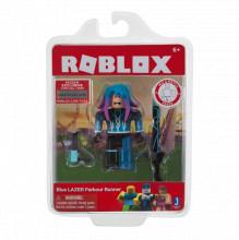 ROBLOX FIGURINA BLISTER Blue LAZER Parkour Runner