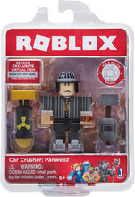 ROBLOX FIGURINA BLISTER Car Crusher: Panwellz