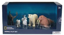 Set 6 figurine - Animalute polare