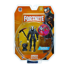 SET DE JOACA FORTNITE EARLY GAME SURVIVAL KIT CU 1 FIGURINA SI ACCESORII