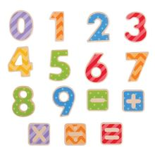 Set numere magnetice