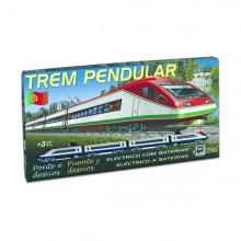 Trenulet electric pasageri Trem Pendular - Pequetren