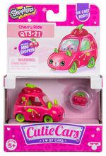 CUTIE CARS S3 PACHET 1 MASINUTA CHERRY RIDE