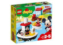 Barca lui Mickey (10881)