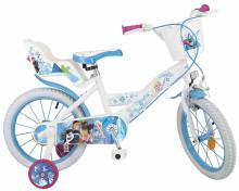 """Bicicleta 16"""" Frozen - Toimsa"""