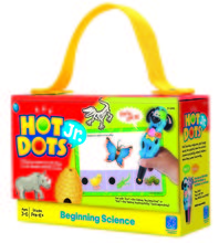 "Carduri Junior Hot Dots ""Stiinta"""