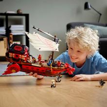 Lego Ninjago -Destiny's Bounty (71705)