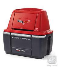 Dulapior depozitare Corvette - Step2