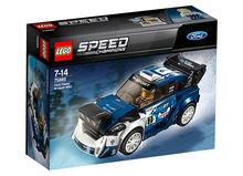 Ford Fiesta M-Sport WRC (75885)