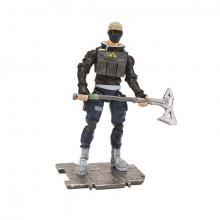 FORTNITE Figurina Solo 10 cm cu accesorii - VERGE S3