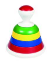 Joc de potrivire - Clopotelul colorat