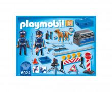 Joc de rol - Blocaj rutier al politiei