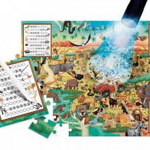 Joc educativ STEM - Exploratori Safari