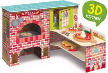Joc Montessori - Pizzeria mea