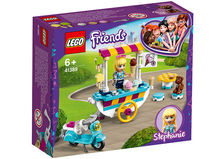 LEGO Friends Ice Cream Cart 41389 Building Kit, Featuring LEGO Friends Stephanie Mini-Doll