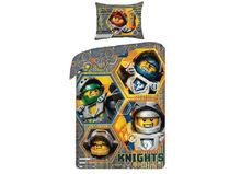 Lenjerie de pat cavalerii LEGO NEXO KNIGHTS