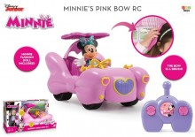 MINNIE MASINA FASHION RC+FIGURINA