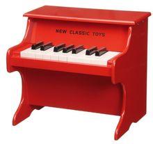 Pian New Classic Toys Rosu
