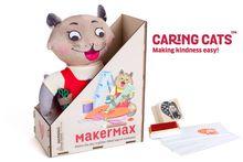 Pisicuta cu surprize - Makermax