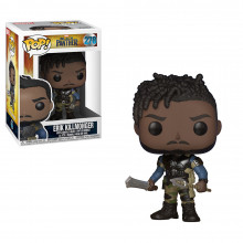 POP BOBBLE: MARVEL: BLACK PANTHER: KILLMONGER