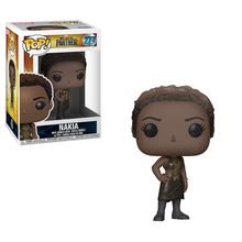 POP BOBBLE: MARVEL: BLACK PANTHER: NAKIA