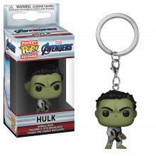 POP KEYCHAIN: MARVEL - ENDGAME - HULK