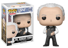POP VINYL: WESTWORLD: DR ROBERT FORD